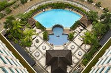 Swimming Pool Hotel Ciputra Jakarta managed by Swiss-Belhotel International