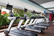 Gym Hotel Ciputra Jakarta managed by Swiss-Belhotel International