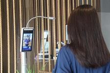 Body Temperature Check Swiss-Belhotel Cirebon