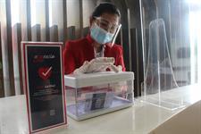 UVC Sterilizer Swiss-Belhotel Cirebon