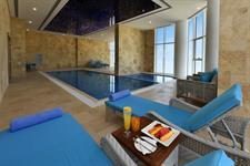 Swimming Pool Swiss-Belsuites Admiral Juffair