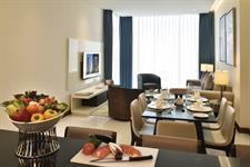 One Bedroom Suite Swiss-Belsuites Admiral Juffair