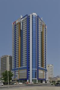 Hotel Building Swiss-Belsuites Admiral Juffair