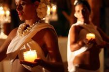 e - Sofitel Moorea Ia Ora Resort - Polynesian Danc Sofitel Moorea Ia Ora Beach Resort