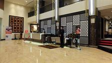 Lobby Swiss-Belhotel Silae Palu