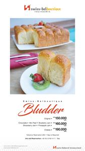 Bludder Swiss-Belboutique Yogyakarta
