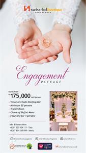 Engagement Package Swiss-Belboutique Yogyakarta