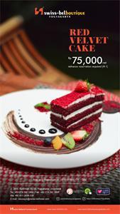 Red Velvet Swiss-Belboutique Yogyakarta