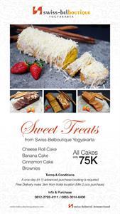 Sweet Treats Swiss-Belboutique Yogyakarta