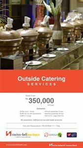 Outside Catering Swiss-Belboutique Yogyakarta