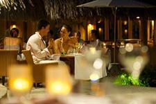 Bora Bora Dining - Tahiti Pearl Beach Resort 4 Bora Bora Pearl Beach