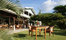 c - Raiatea Lodge Hotel - The Restaurant