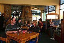 DH Luxmore - Bailiez Cafe (H-Res) Distinction Luxmore Hotel Lake Te Anau