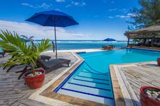 Poolside