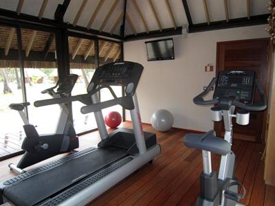 f - Kia Ora Resort & Spa - fitness center