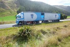 Test 2 dispatch Brett Marsh Transport Ltd