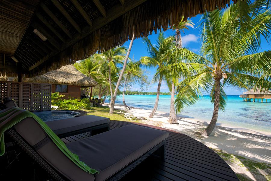 1a kia ora resort u0026 spa beach bungalow kia ora resort