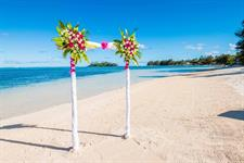 2 poster Wedding Archway