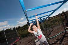 Entertainment Facilities For The Kids, Playground Lake Taupo Holiday Resort