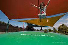 Funzone Jumping Pillows Lake Taupo Holiday Resort