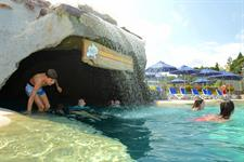 Underground Grotto Lake Taupo Holiday Resort