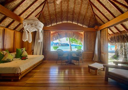 2c - Bora Bora Pearl Beach & Spa - Beach Suite wit