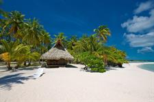 1b - Le Sauvage Private Island - Beach Bungalows (