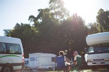 Dunedin Motorhomes Aaron Lodge Holiday Park