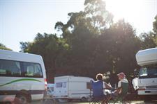 Dunedin Powered Sites Aaron Lodge Holiday Park