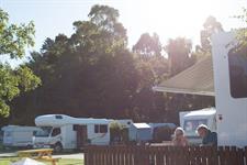 Relax at Dunedin Aaron Lodge Aaron Lodge Holiday Park
