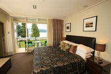 DH Te Anau - Deluxe Lake View Hotel Suite Distinction Te Anau Hotel & Villas