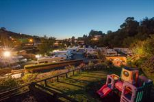 A Beautiful Evening at Dunedin Top 10