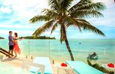 BF Villa - balcony Crystal Blue Lagoon Villas