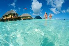 Bora Bora Water Activities - Tahiti Pearl Beach Resort - Lagoon 4 Bora Bora Pearl Beach