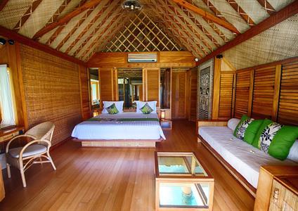 3b - Bora Bora Pearl Beach & Spa - Overwater Bunga Bora Bora Pearl Beach Resort & Spa