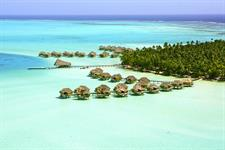 a - Le Tahaa Island Resort & Spa - aerial view & m