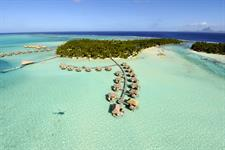 a - Le Tahaa Island Resort & Spa - aerial view bun