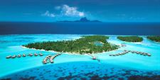 a - Le Tahaa Island Resort & Spa - aerial view to