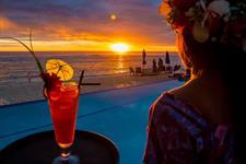Poolside Service Manuia Beach Resort