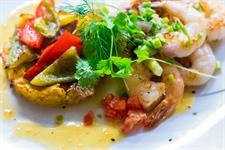 Food 3 Manuia Beach Resort