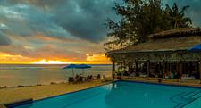 Restaurant & Bar at Sunset