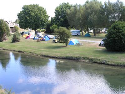 Tent Sites View 1