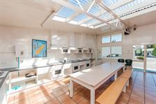 Spacious Communal Kitchen