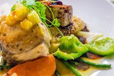 Food 10 Manuia Beach Resort