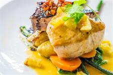 Food 11 Manuia Beach Resort