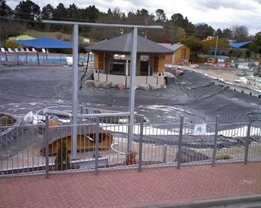 Lusty's Lagoon Almost Complete