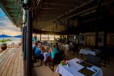 On the Beach Restaurant 1 Manuia Beach Resort