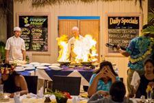 Chef at Work 1 Manuia Beach Resort