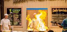 Chef at Work 2 Manuia Beach Resort