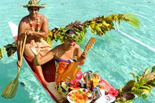 c - Le Tahaa Island resort & Spa - Canoe Delivered